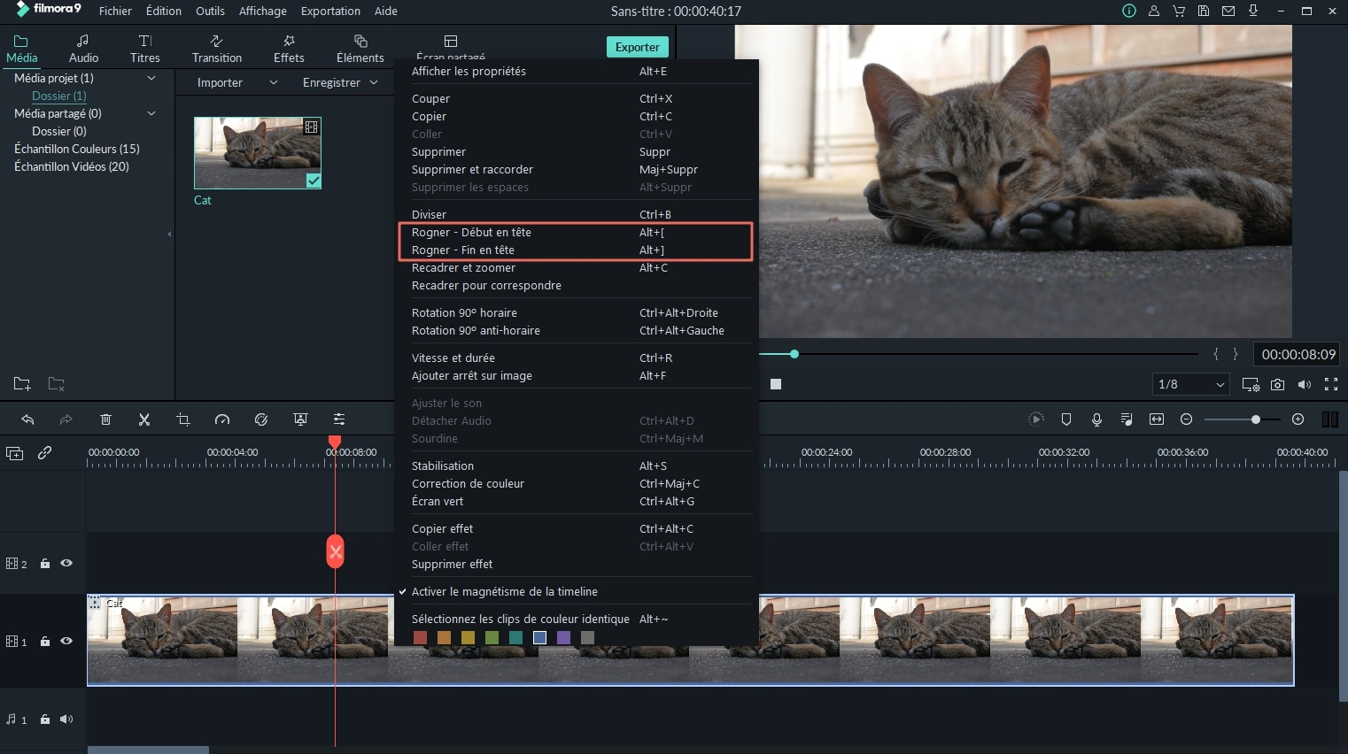 logiciel de montage vidéo 64 bits gratuit
