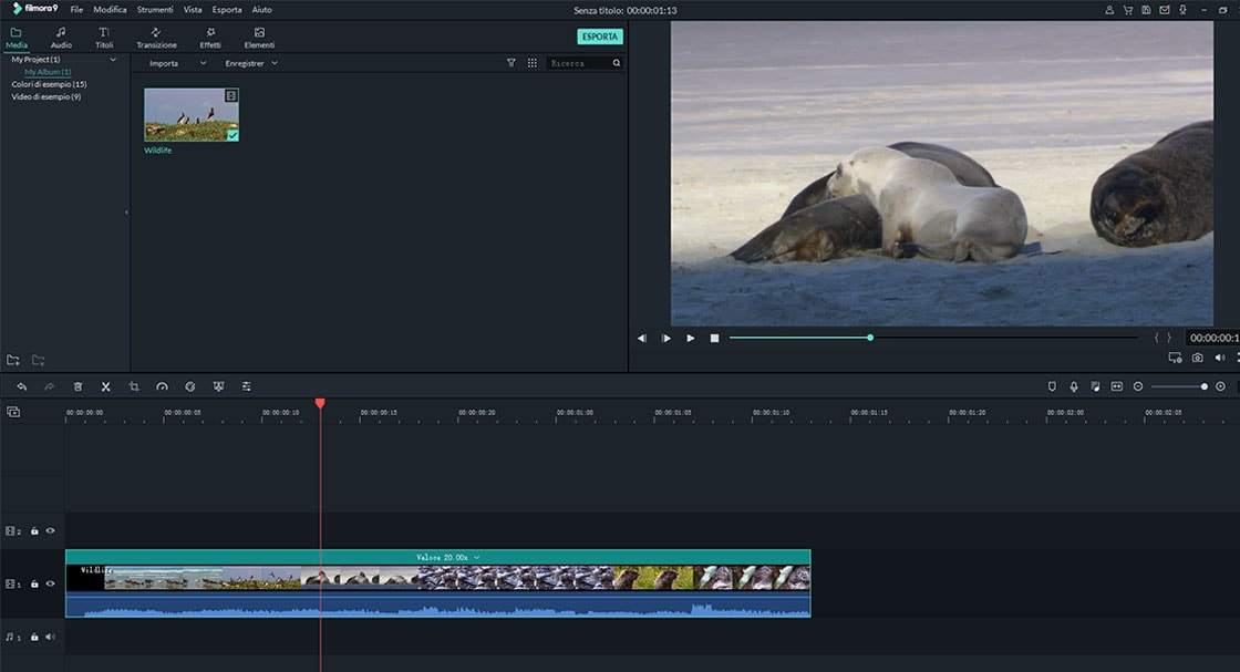 altri effetti per movie maker