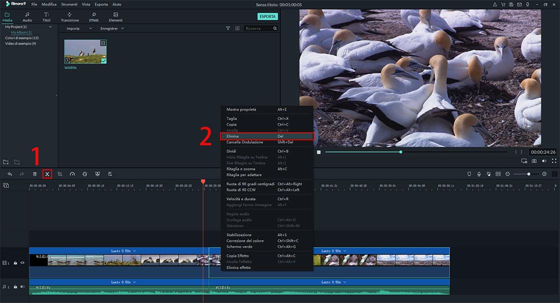 software gratuito per la creazione di video