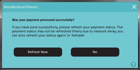 activate wondershare id