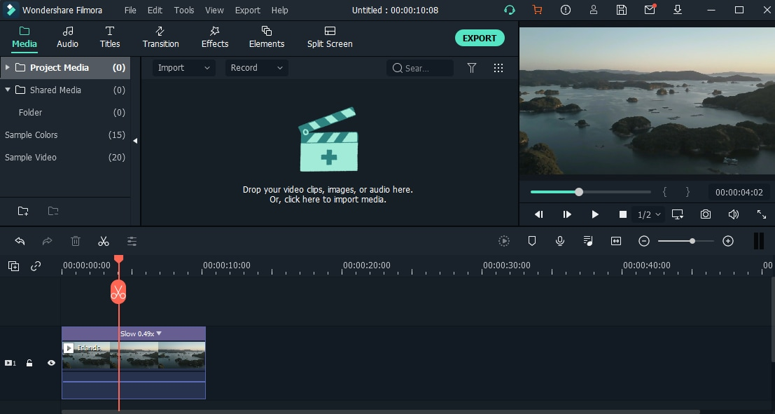 how to add motion blur to videos
