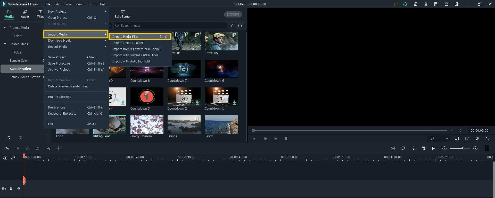 filmora stop motion app