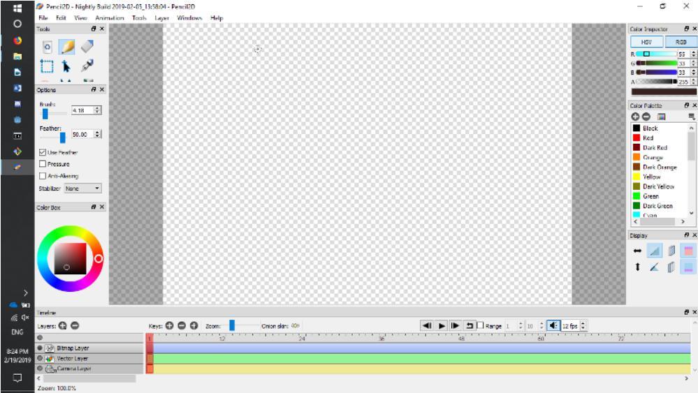 2d animation maker