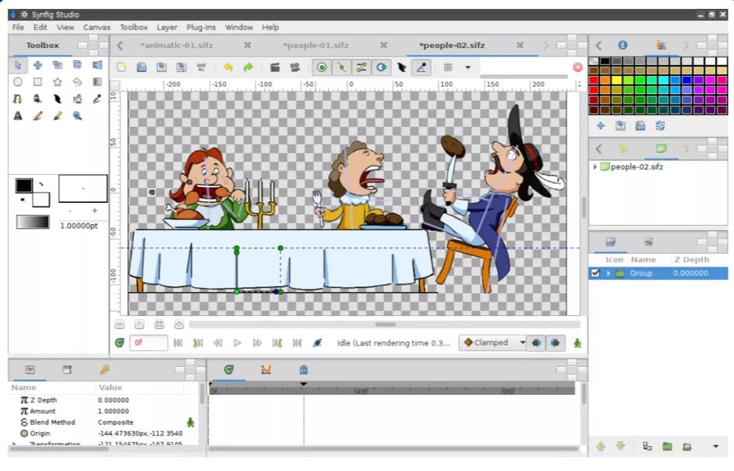 2d animatioon software free