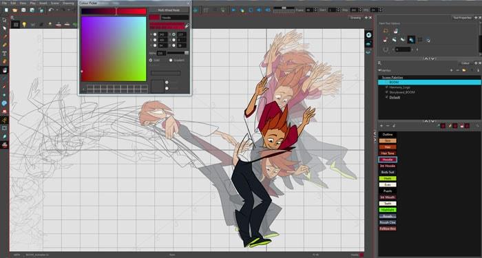 downloadable 2d animation software