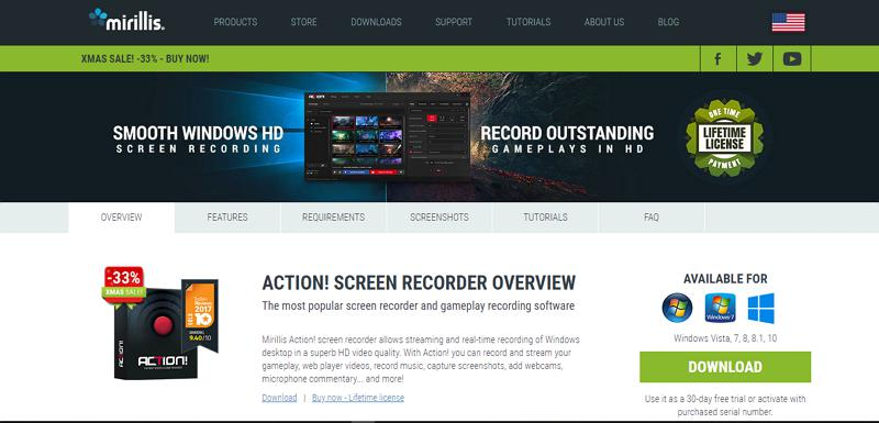 game streaming and recorder