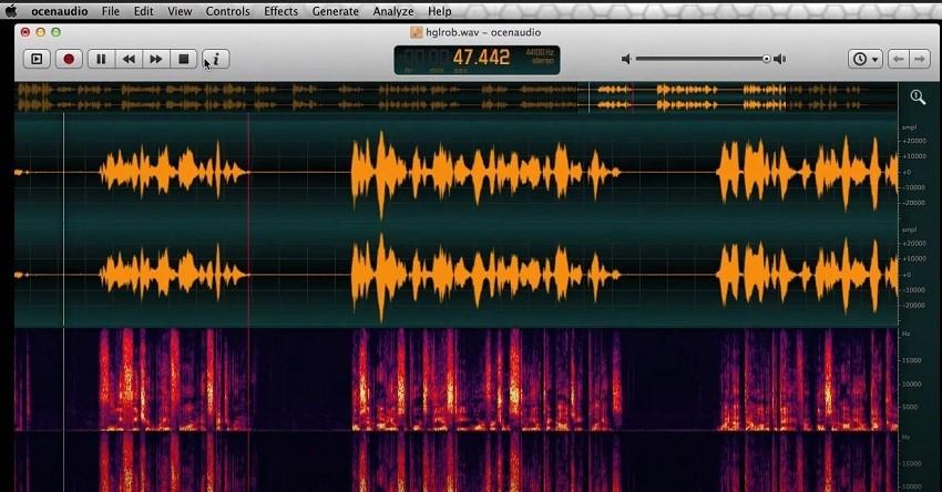 Oceanaudio audio enhancer on mac