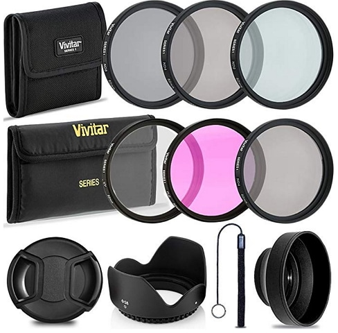 Hottest 10 Camera Lens Filters in the Market