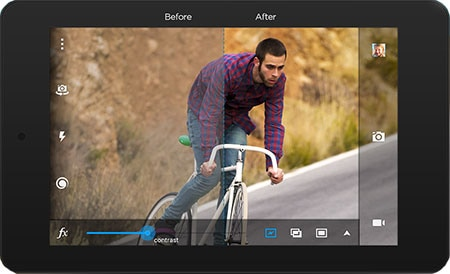 how to record video on android