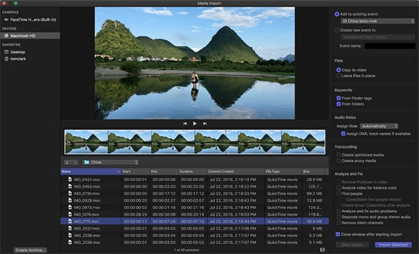 How to Cut Video in Final Cut Pro X