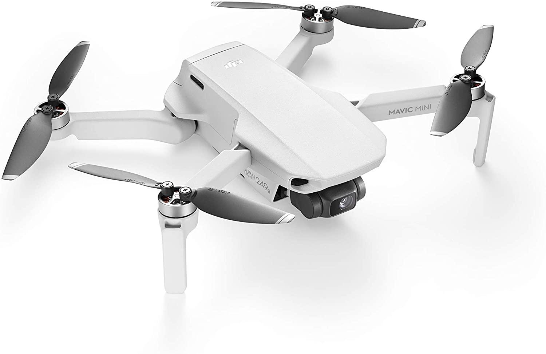 DJI Mavic Mini drone for videography