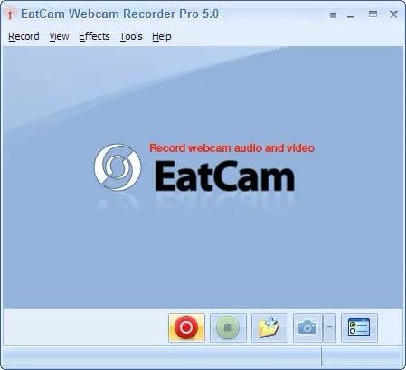 record video webcam