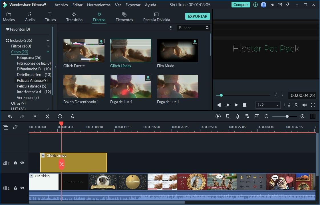 Editor de Interferencia de Video | Cómo Crear un Video con Efecto de Interferencia (Efecto Glitch) sin Esfuerzo