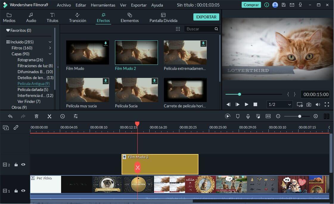 fondo de video bokeh gratis