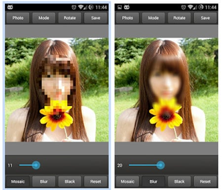best app to blur faces in pictures