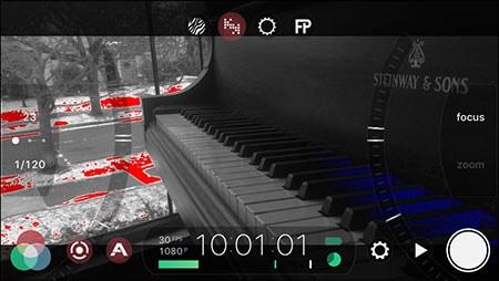 application d'enregistrement vidéo pour Android