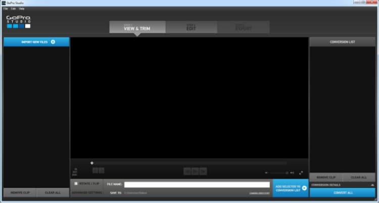 gopro studio video editor