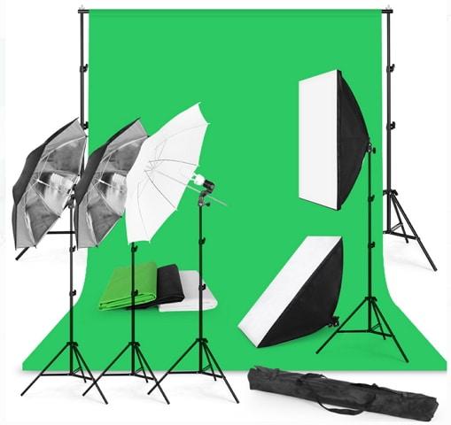 Wo man einen geeigneten Green Screen Backdrop kaufen kann