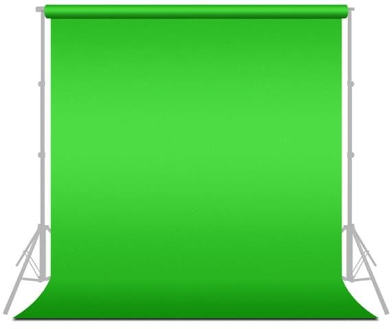 walmart green screen