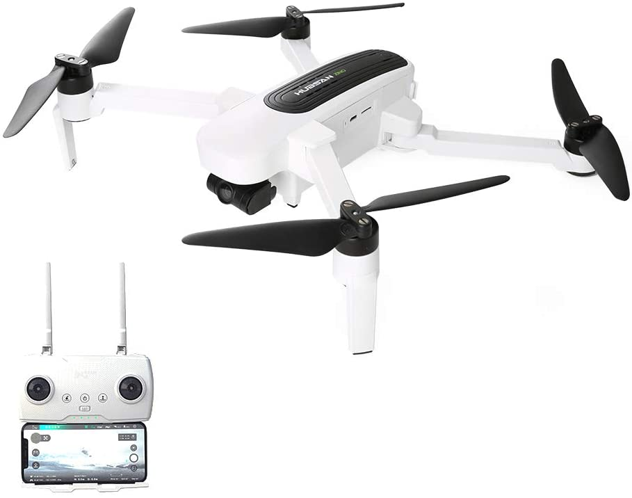 Hubsan Zino videography drone