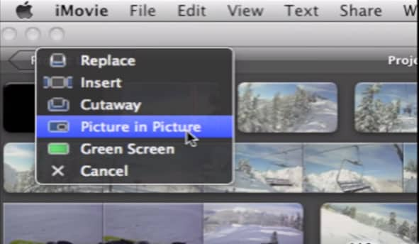 Einführung: Wie überlagert man Videos in iMovie? Schritt für Schritt