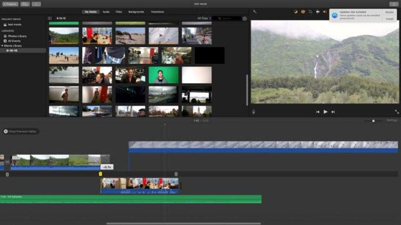 [Tutorial] How to Cut Video in iMovie Easily?