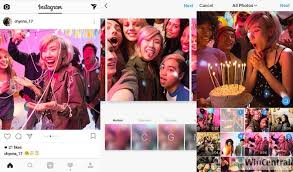 post more instagram photos and videos