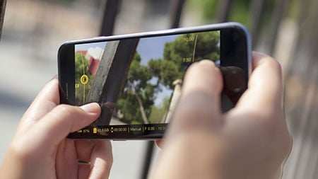 video recording app for iphone