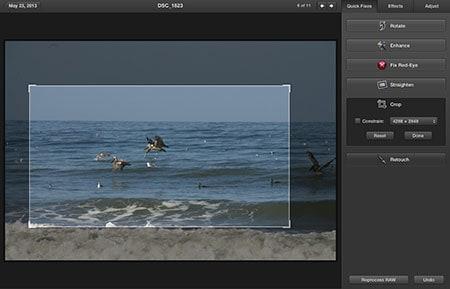 editor de fotos para mac