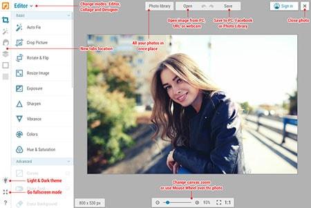 Logiciel pour flouter un visage - comment flouter un visage sur une photo