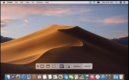 record game video on mac
