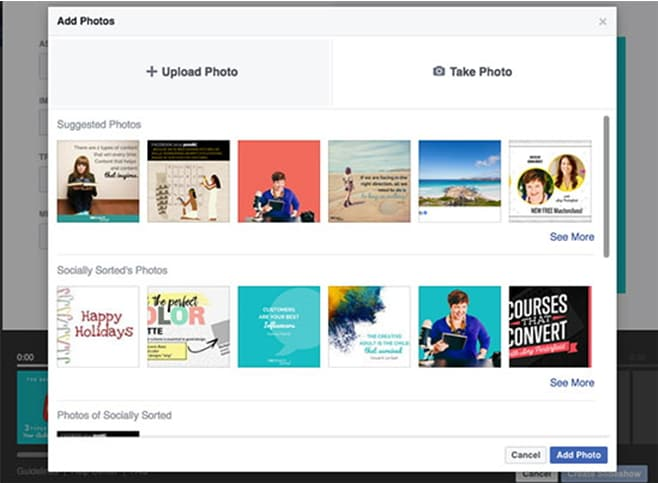 2 Ways on How to Make A Picture Video on Facebook