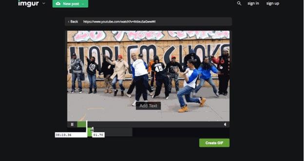 Como Criar Facilmente um GIF a partir de um Vídeo do YouTube?