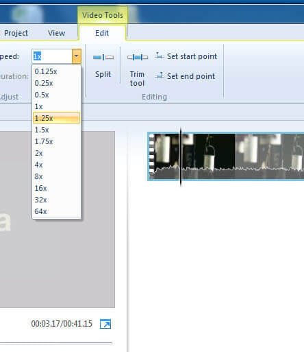 Tutorial: Zeitraffer-Video in Windows Movie Maker erstellen