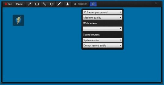free screen video recorder for pc