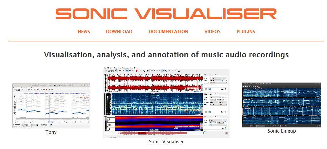 free music visualizer