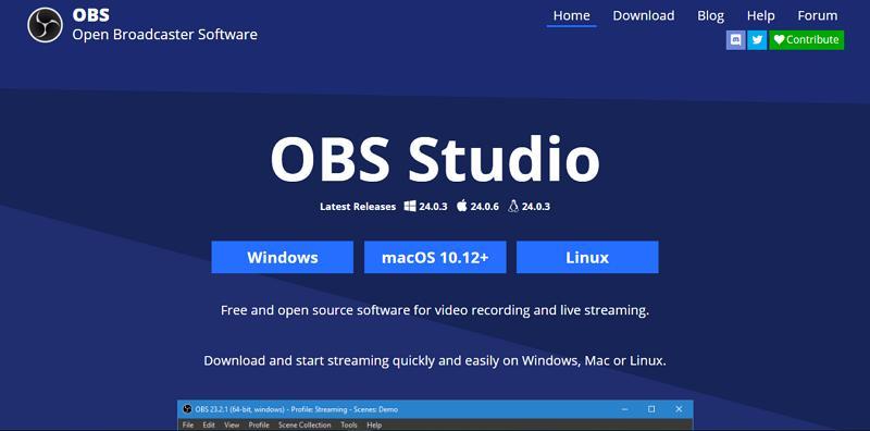 logiciel d'enregistrement de jeux open source