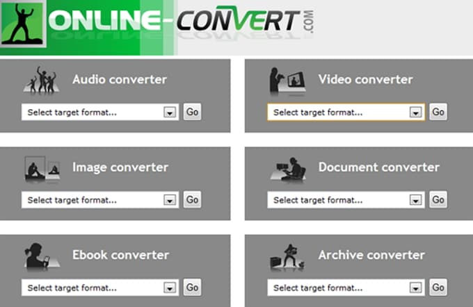 Online-convert trim vimeo video