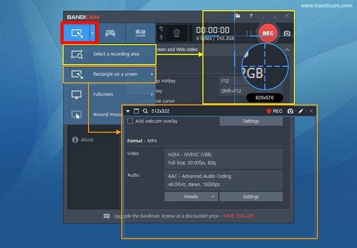 bildschirmaufnahme software online