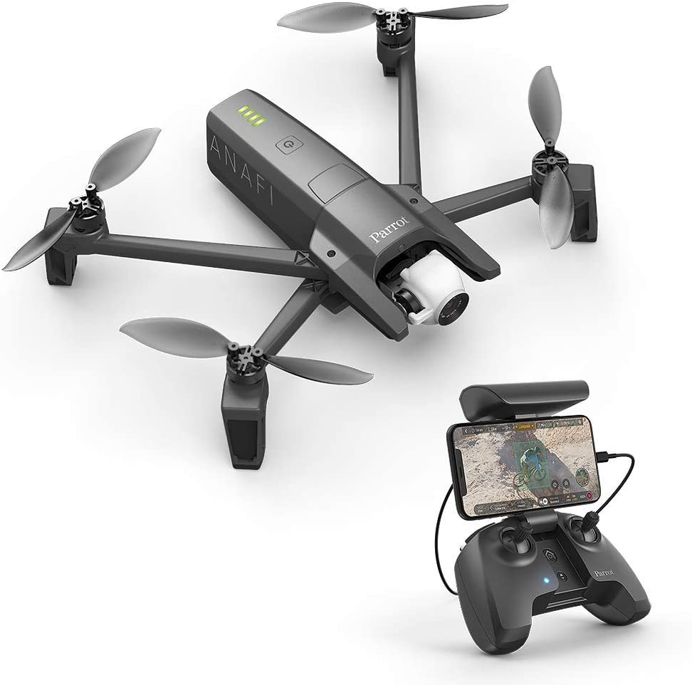 Parrot Disco Drone for videography