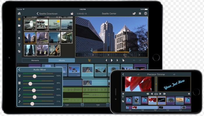 Top 10 GoPro Video Editing Apps for iPhone/iPad/Android Devices