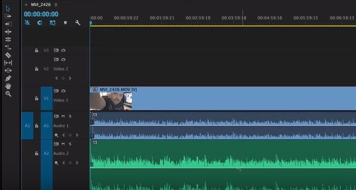 audio ducking premiere pro