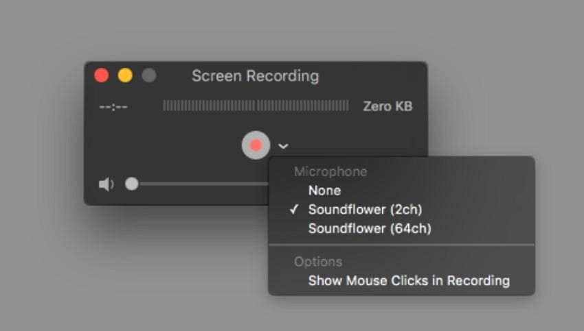 how to record youtube audio on mac