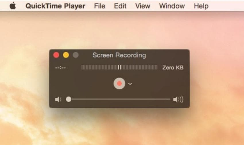 record youtube audio with quicktime