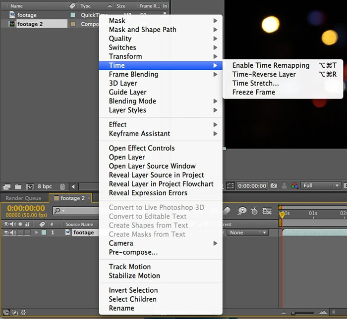[2019 Update] How to Reverse Video in After Effects?