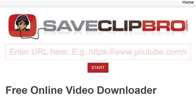 SaveClipBro Vimeo video cutter
