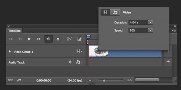 Have no Idea How to Slow Down Video in Photoshop? Solved!