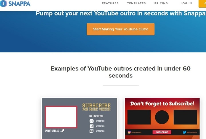 how to make a youtube intro and outro
