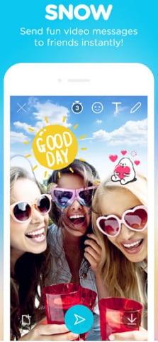 16 façons différentes pour créer un filtre Snapchat