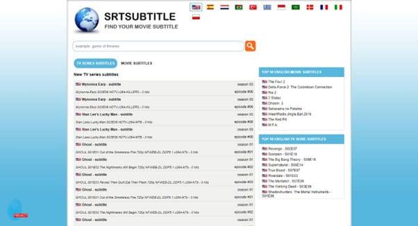 21 beste Webseiten zum Download von Untertiteln für Filme | 100% Nützlich